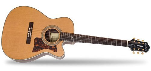 Epiphone Masterbilt EF-500RCCE Acoustic Guitar Review