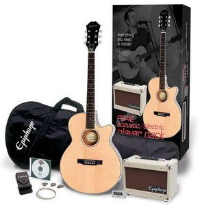 Epiphone PR-4E Player Pack Review
