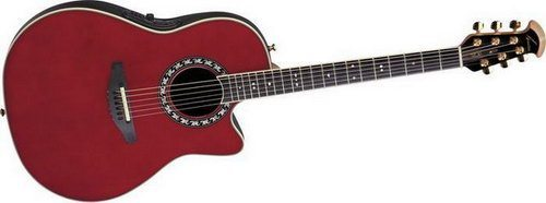 Ovation 1777 LX Legend Acoustic Electric Guitar Review
