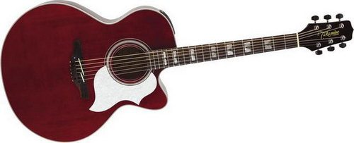 Takamine EG523SC Acoustic Electric Guitar Review