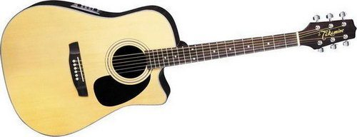 Takamine EG530SSC Cutaway Acoustic Electric Guitar Review