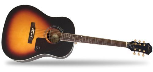 Epiphone Ltd. Ed. AJ-200S Deluxe Guitar Review