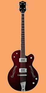 Gretsch G6073 Electrotone Bass Guitar Review