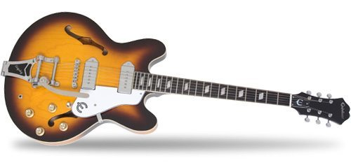 Epiphone Casino with Bigsby Guitar Review