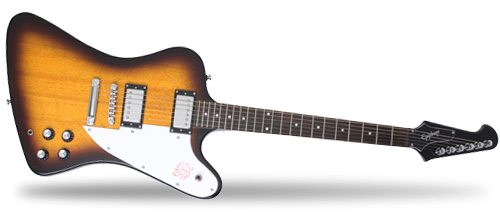Epiphone Limited Edition Firebird Studio Guitar Review