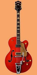 Gretsch G6120DSV Nashville DynaSonic Guitar Review