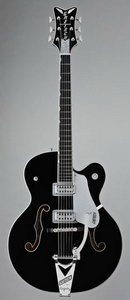 Gretsch G6136SLBP Brian Setzer Black Phoenix Guitar Review