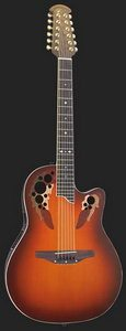 Ovation CS255 Celebrity Deluxe Acoustic Electric Guitar Review