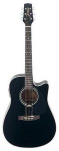 Takamine Jasmine ES31C Acoustic Electric Guitar Review