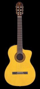 Takamine EC132C Classical Acoustic Electric Guitar Review