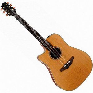 Takamine EAN10C Acoustic Electric Guitar Review