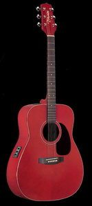 Takamine EG240RS Acoustic Electric Guitar Review