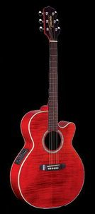 Takamine EG540C-STRY Acoustic Electric Guitar Review