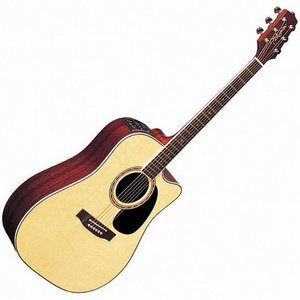 Takamine EF360SC Keystone Series Acoustic Electric Guitar Review