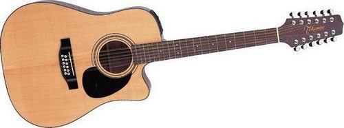 Takamine EG335SC 12 String Acoustic Electric Guitar Review