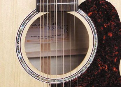 Takamine EG523SC12 Jumbo 12 String Acoustic Electric Guitar Review