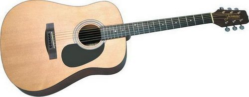 Takamine Jasmine S35 Acoustic Guitar Review