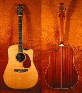 Takamine ENV340SC Nashville Series  Acoustic Guitar Review