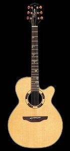 Takamine ESF48C Santa Fe Series Acoustic Guitar Review