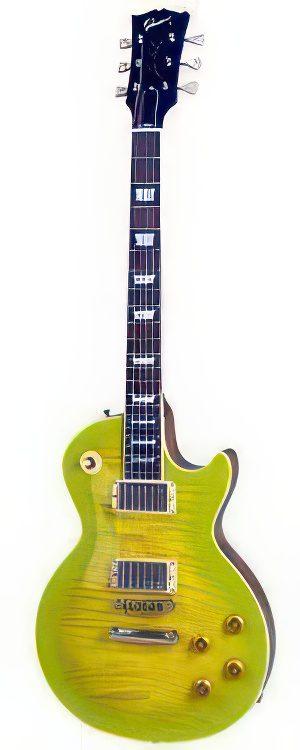 Gibson Les Paul Standard Guitar Review