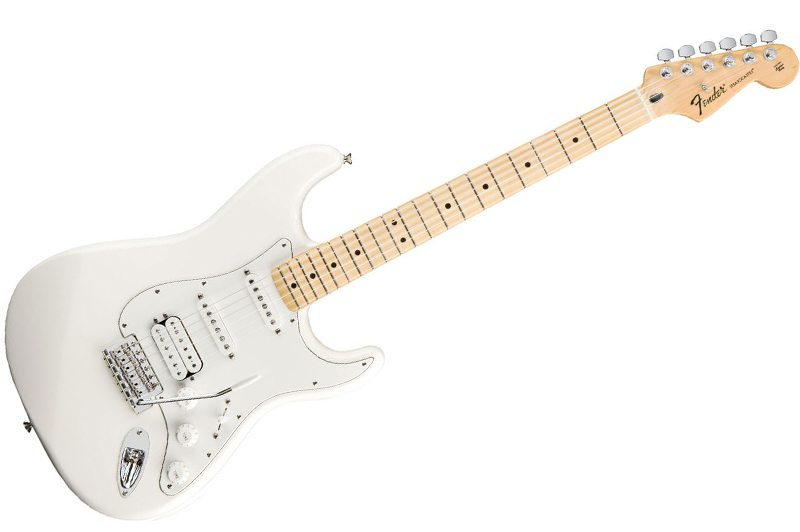 Fender Stratocaster Standard – STANDARD STRATOCASTER HHS WITH LOCKING TREMOLO Guitar Review