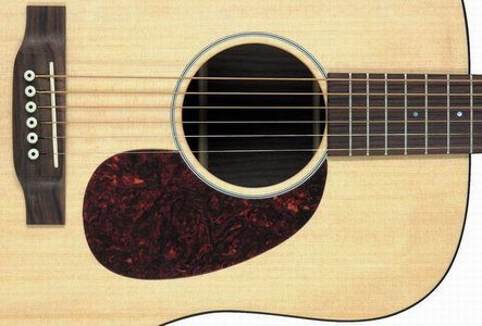 Martin D-15 Custom Spruce and Mahogany