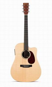 Martin DCX1E Custom Spruce and Rosewood