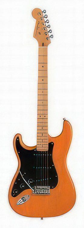 Fender Stratocaster AMERICAN DELUXE ASH STRATOCASTER LEFT HANDED Guitar Review