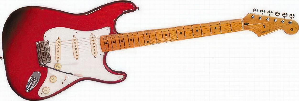 Fender Stratocaster American Vintage – AMERICAN VINTAGE 57 STRATOCASTER Electric Guitar Review