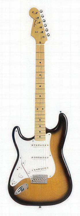 Fender Stratocaster American Vintage – AM. VINT. 57 STRAT LEFT HANDED Guitar Review
