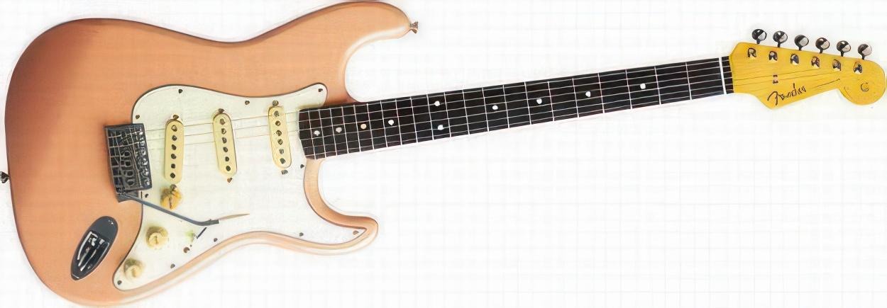 Fender Stratocaster Classic – 60s STRATOCASTER Guitar Review