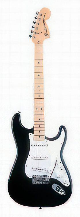 Fender Stratocaster Classic – 70s STRATOCASTER Guitar Review