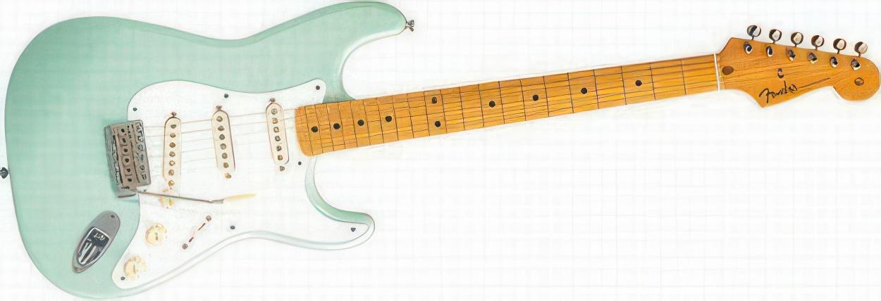 Fender Stratocaster Classic – 50s STRATOCASTER Guitar Review