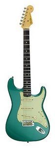Fender Stratocaster Custom Shop Limited Edition – 1960 RELIC STRATOCASTER LTD (with Brazilian Rosewo