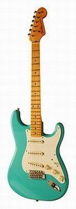 Fender Stratocaster Custom Shop Limited Edition – 1956 STRATOCASTER RELIC LTD (Taos Turquoise)Guitar