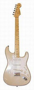 Fender Stratocaster Custom Shop Limited Edition – 1959 STRATOCASTER RELIC LTDGuitar Review
