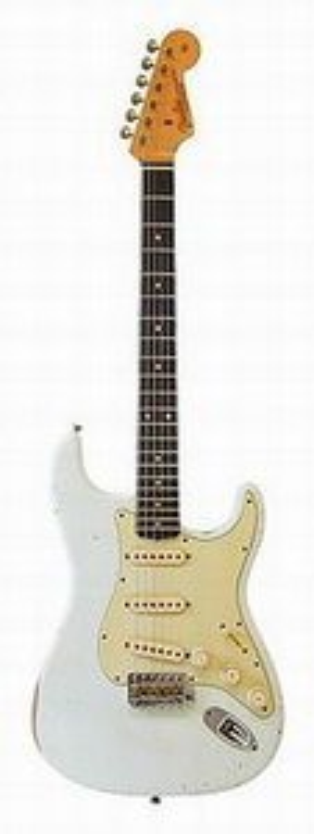 Fender Stratocaster Custom Shop Limited Edition – 1962 STRATOCASTER RELIC LTD (Builder Select – Mast