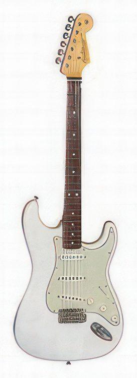 Fender Stratocaster Custom Shop Limited Edition – 1964 STRATOCASTER CLOSET CLASSIC LTD (Builder Sele