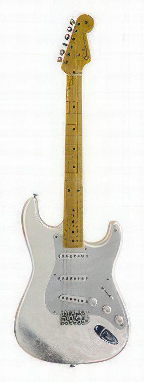 Fender Stratocaster Custom Shop Limited Edition – MASTER SALUTE STRATOCASTER LTD Guitar Review