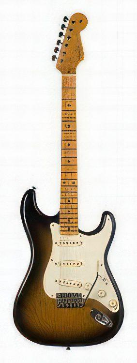 Fender Stratocaster Artist – ERIC JOHNSON STRATOCASTER Guitar Review