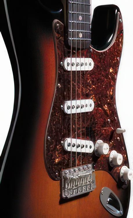 Fender Stratocaster Artist - JOHN MAYER STRATOCASTER Guitar