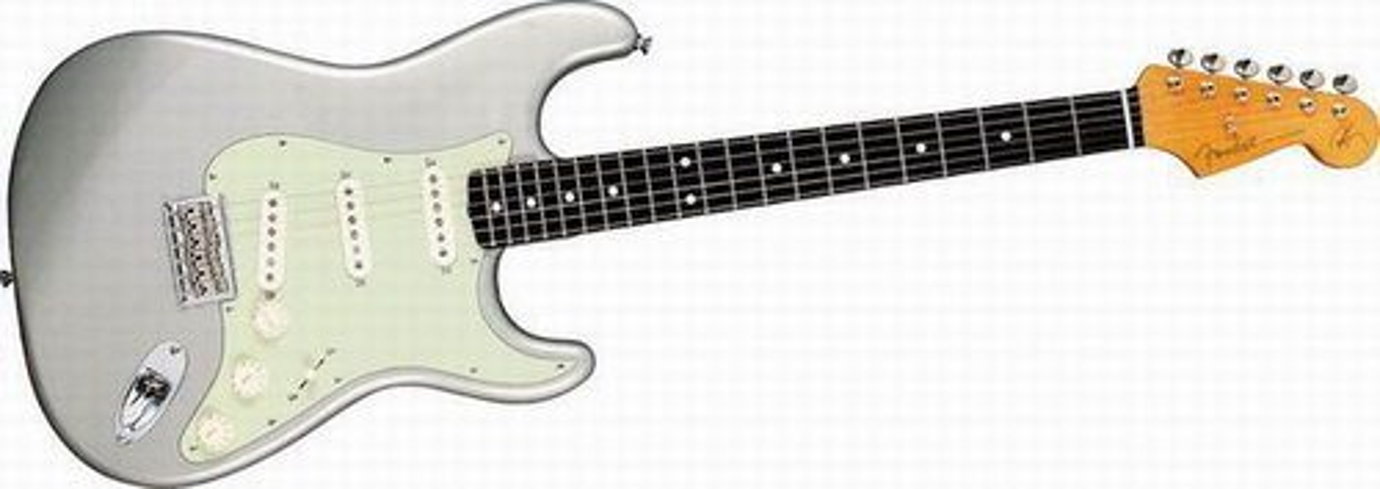 Fender Stratocaster Artist – ROBERT CRAY STANDARD STRATOCASTER Guitar Review