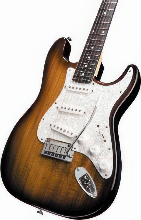 Fender Special Edition – KOA STRATOCASTER Guitar Review