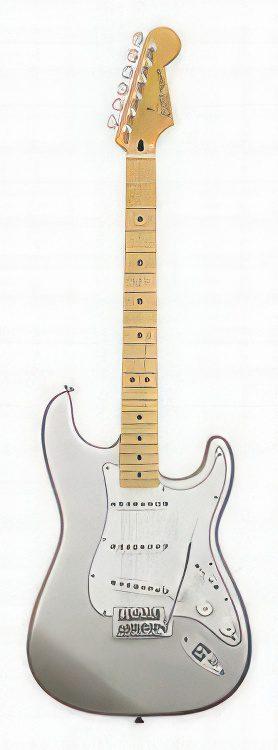 Fender Stratocaster Standard – 60 th ANNIVERSARY STANDARD STRATOCASTER Guitar Review