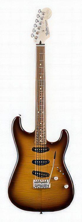 Fender Stratocaster Standard – STANDARD STRATOCASTER FMT Guitar Review
