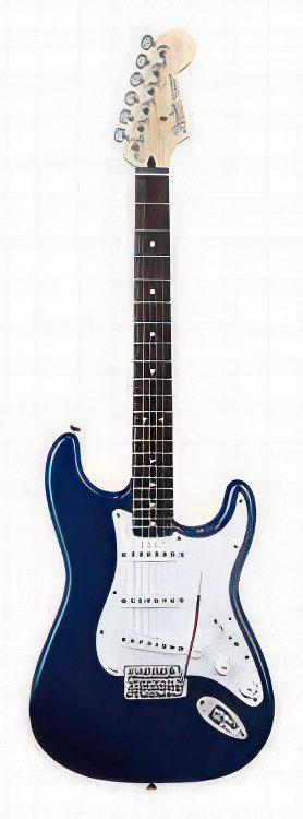 Fender Stratocaster Standard – STANDARD STRATOCASTER Guitar Review