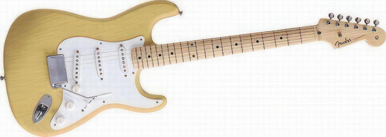 Fender Stratocaster Time Machine – 56 STRATOCASTER CLOSET CLASSIC Review