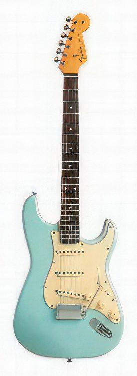 Fender Stratocaster Time Machine – 60 STRATOCASTER CLOSET CLASSIC Review