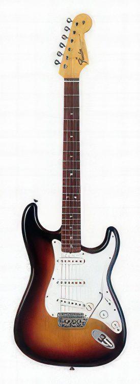 Fender Stratocaster Time Machine – 65 STRATOCASTER CLOSET CLASSIC Electric Guitar Review