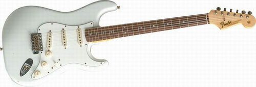 Fender Stratocaster Time Machine – 65 STRATOCASTER RELIC Electric Guitar Review